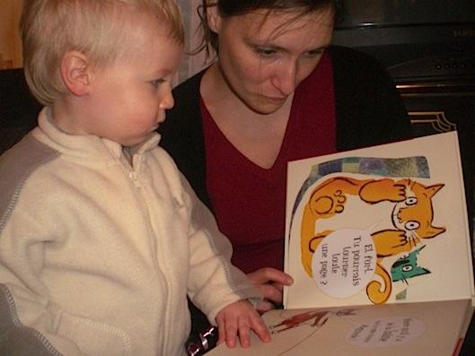 Stratégie de littératie familiale