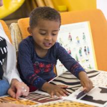 Observatoire des pratiques de lecture avec de jeunes enfants