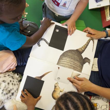 Formation «Lire à des bébés»